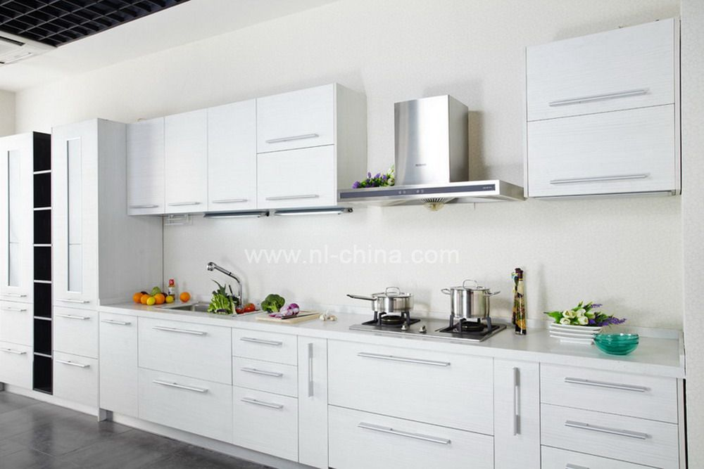 white melamine kitchen cabinets melamine kitchen cabinet made in china kc 2030 29094