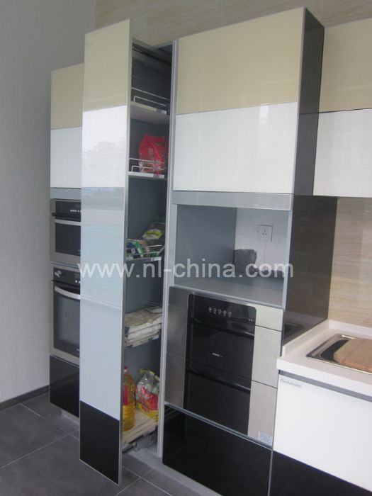 Unique design painting flat pack kitchen cabinets with for Flat pack kitchens