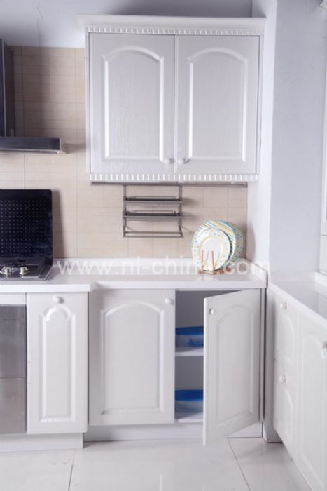 Mdf kitchen cabinet made in china kc 3040 for Kitchen cabinets nl