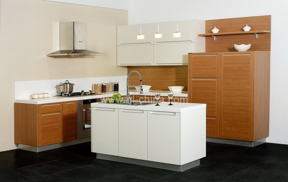 Factory Direct Sale Customized Furniture Kitchen Cabinet Doors (KC 3050)