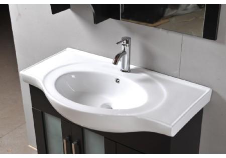 Frosted glass bathroom door bathroom vanity cabinet small wall hang bathroom vanity cabinet b 8610 for Bathroom vanity with frosted glass doors