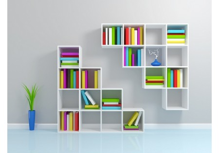 Beau ... Wood Wall Corner Designs Living Room Cabinets Childrens Bookcase  (KB 7020) ...
