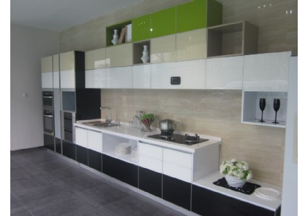 Lacquer Kitchen Cabinet Manufactuer High Gloss Kitchen