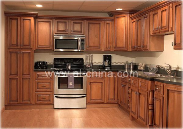 Kitchen Design Philippines fully customized traditional painted solid wood kitchen design
