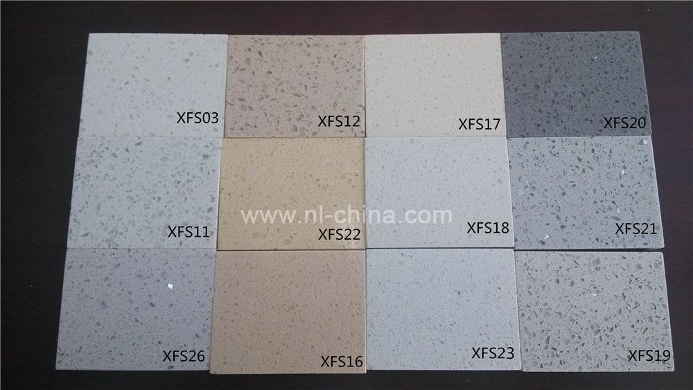 Merveilleux High Quality Chinese Suppiler Artificial Quartz Stone Kitchen Cabinet  Countertop