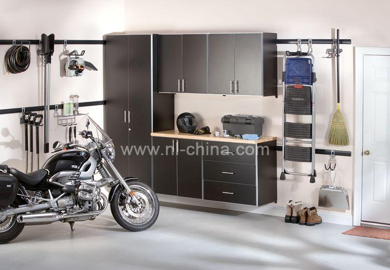Custom Made Garage CabinetsWood CabinetsGarage CabinetsKG 6010