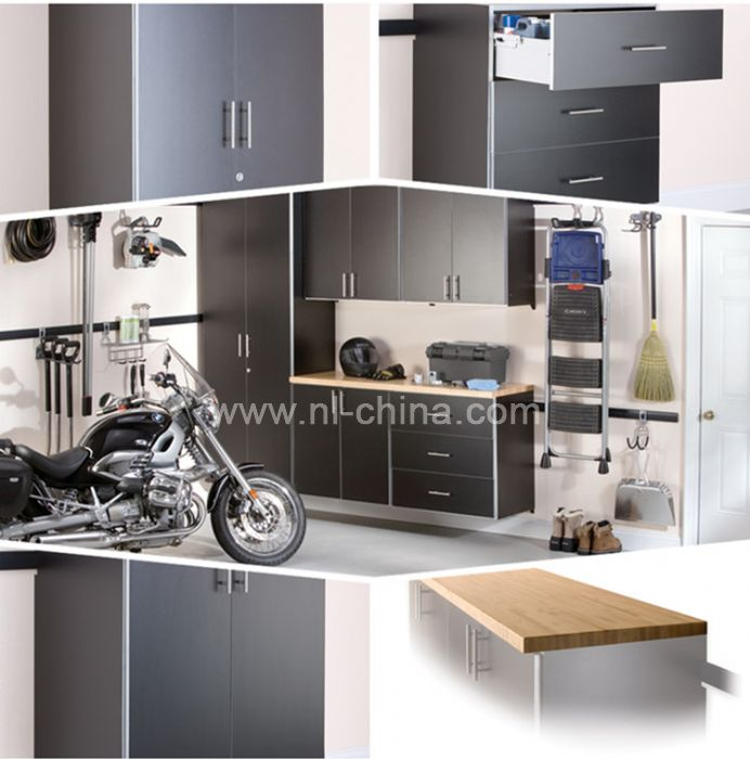 Cheap Garage Storage Cabinets,particle Board Garage Cabinets,garage Tool  Cabinets(KG 6100)