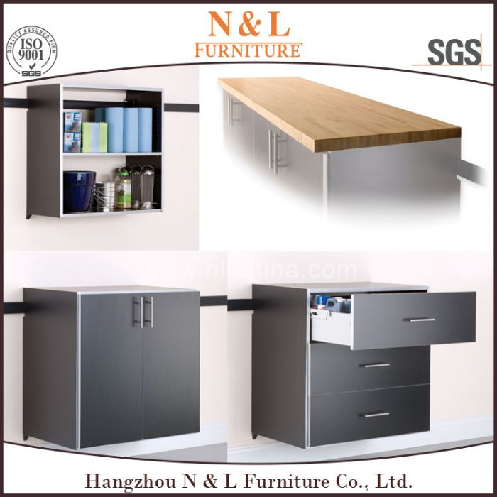 Modern High Gloss Orange Kitchen Cabinet Knock Down Home: Cabinet Tool,tool Master Chest & Cabinet,garden Tool