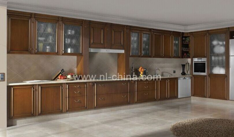 hardwood floor for kitchen europen style solid wood kitchen cabinet kc 4150 4150