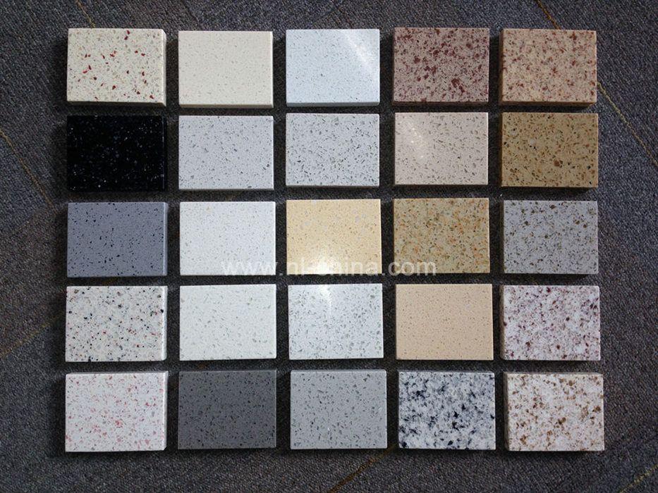 Quartz Stone Colors : N l good quality artificial quartz stone mm thickness
