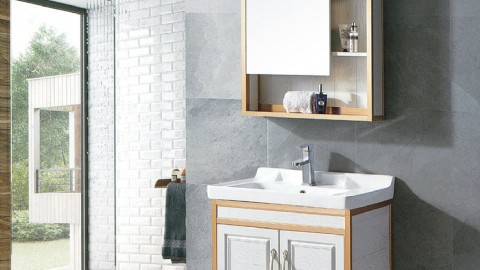 How To A Bathroom Cabinet Online
