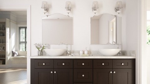 Can The Bathroom Mirror Cabinet Save Space N lfurniture